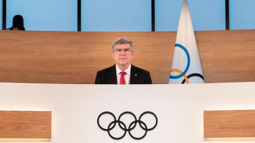 Thomas Bach es reelegido presidente del COI