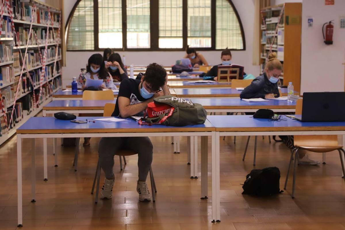 La Biblioteca Provincial reabre en solitario