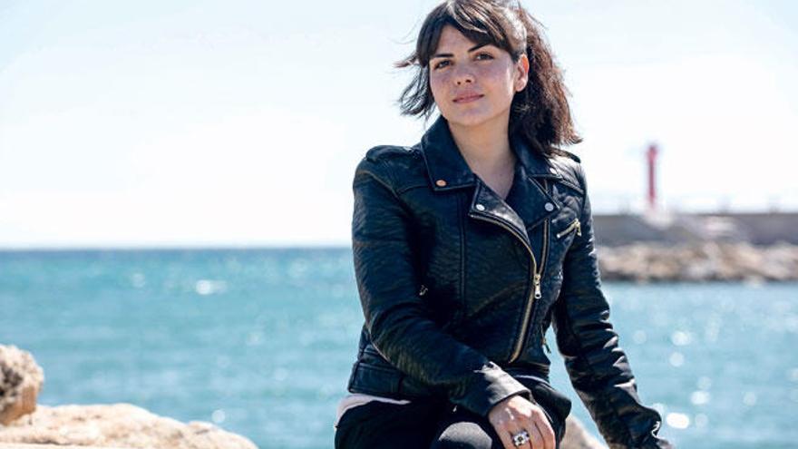 La actriz mallorquina Agnès Llobet estrena 'Las chicas del cable', la primera serie española de Netflix