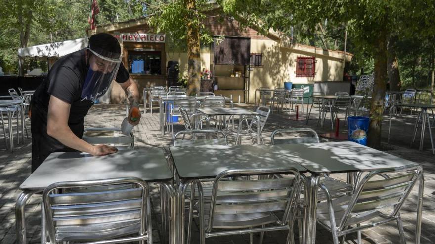Azehos augura el cierre del 25% de los negocios de hostelería de Zamora