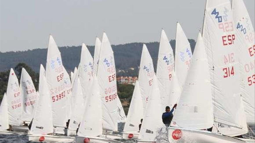La competición empieza en la ría de Vigo con las Coca Cola Series