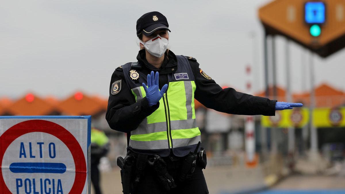 """La Policía Nacional gestionará el """"gran reto fronterizo"""" de esta modernización."""