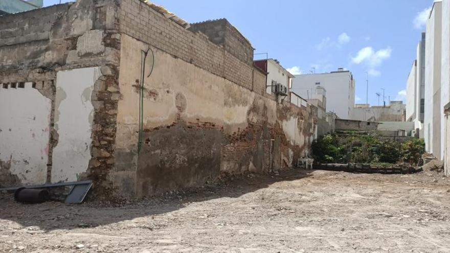 Los solares para nuevas promociones de viviendas avanzan en Arenales