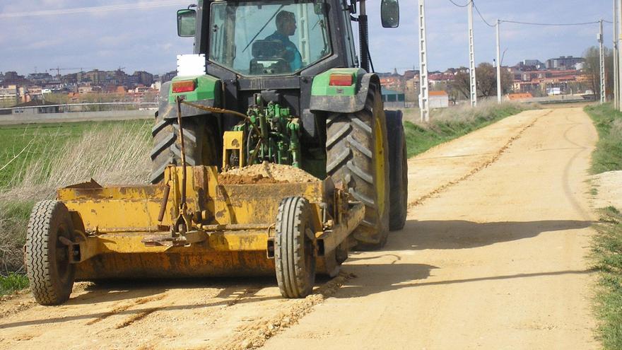 Más de la mitad de cambios de titularidad de tractores son de máquinas de más de 20 años