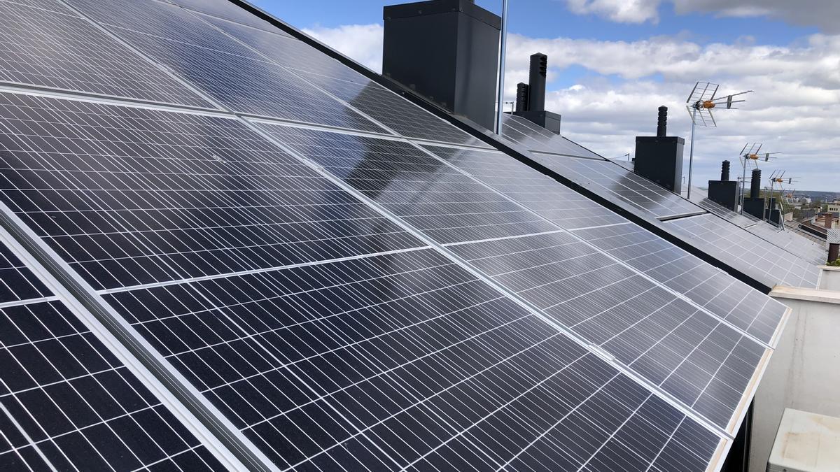 En la Comunitat Valenciana creixen les instal·lacions fotovoltaiques.