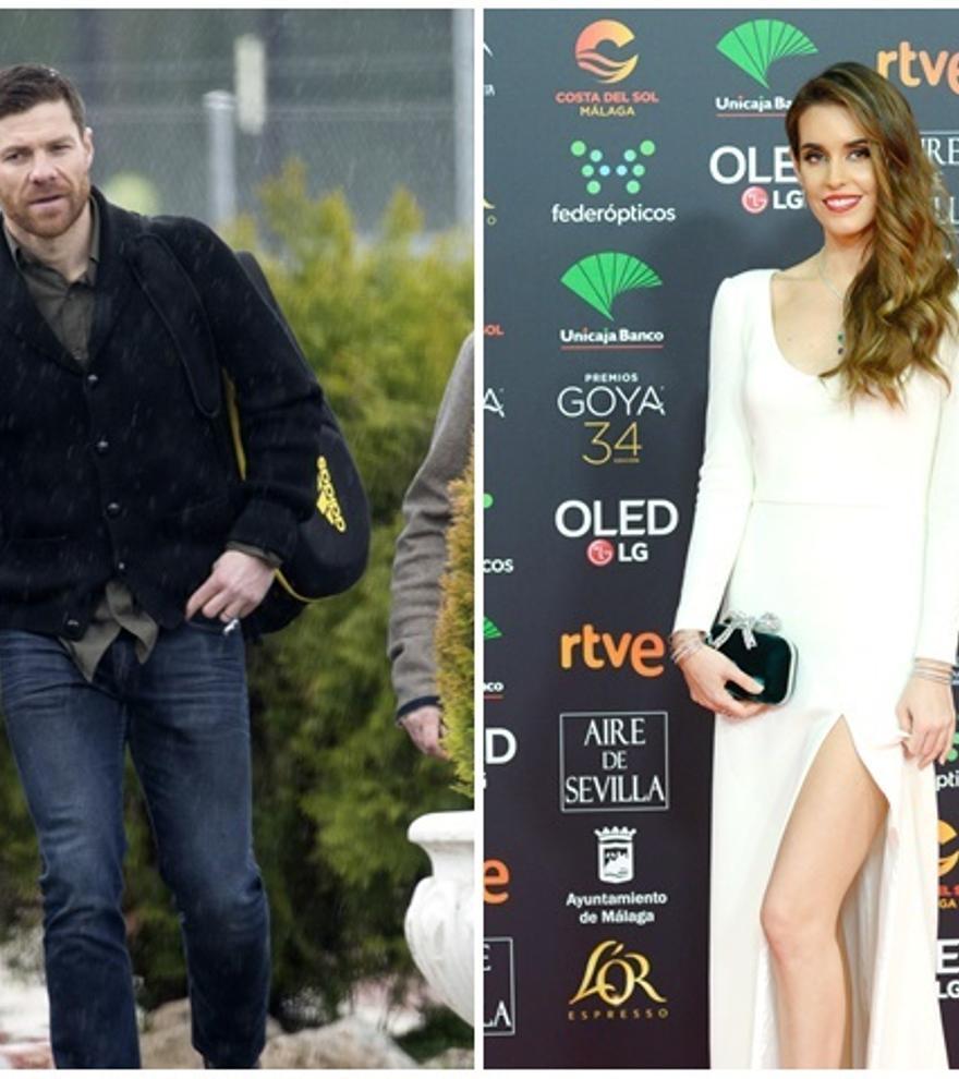 """Xabi Alonso y Ona Carbonell, """"oro"""" en estilo"""