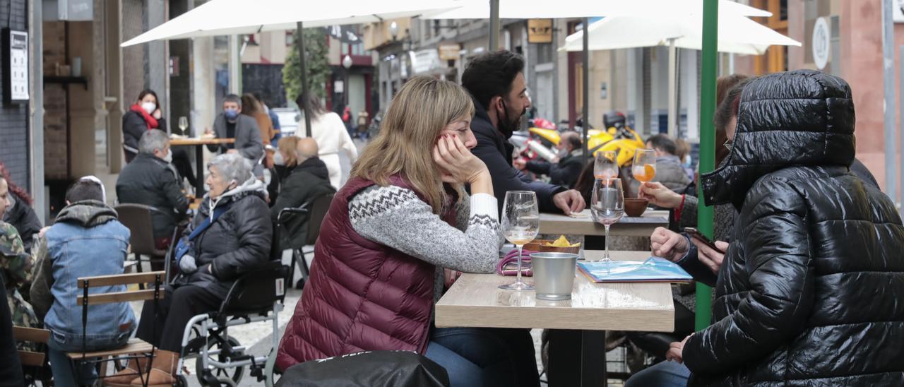 Terrazas en Gijón   MARCOS LEÓN