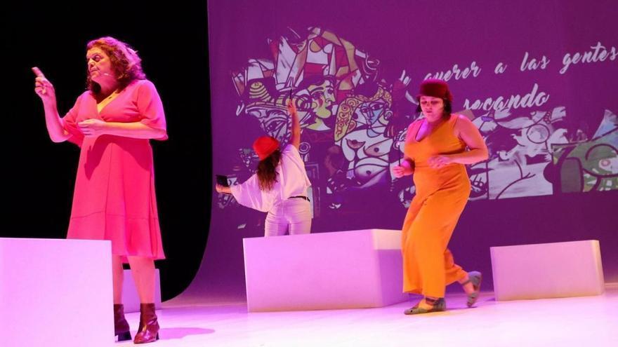 'El velo de las mariposas', un bello juego literario/teatral de contenido educativo y feminista