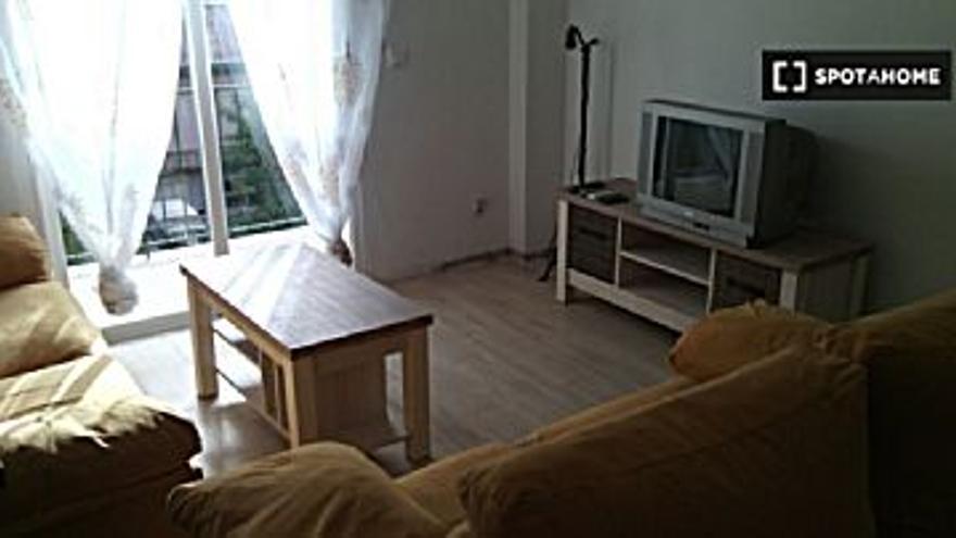 550 € Alquiler de piso en San Vicente del Raspeig (Sant Vicent del Raspeig), 3 habitaciones, 1 baño...