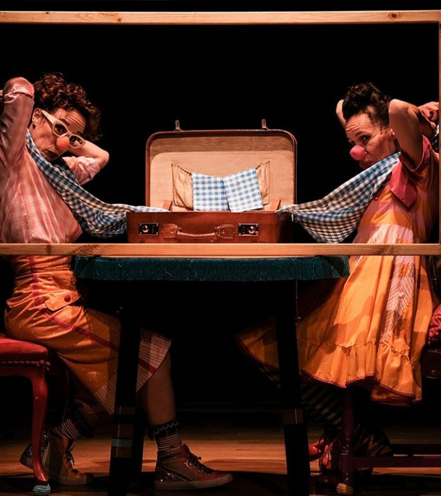 35 Feria de Teatro y Danza - Llámame Mary