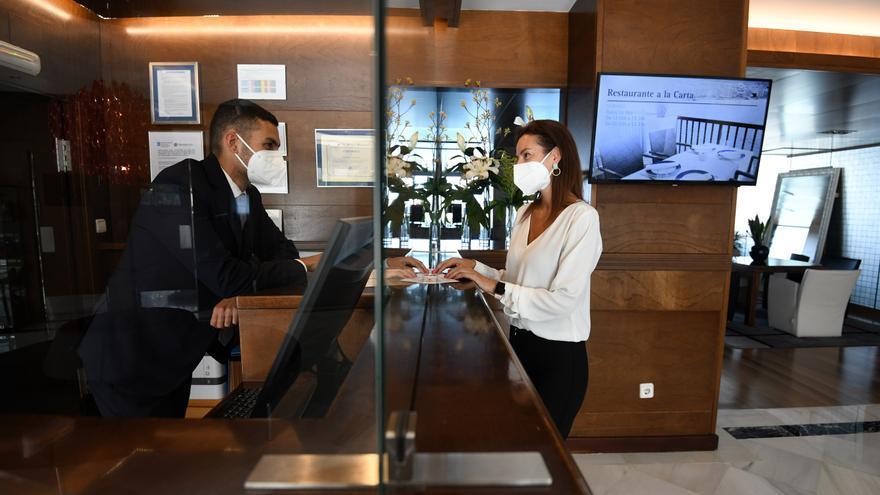 Sanxenxo alcanzó una ocupación hotelera del 75% en julio