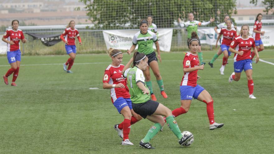 El Femenino Cáceres cierra el curso ante el Albacete en el Príncipe Felipe