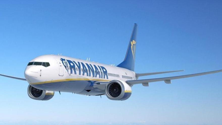Los pilotos de Ryanair amenazan con una huelga de cinco días en septiembre