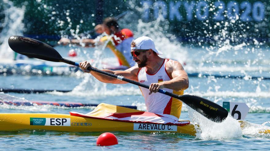 Carlos Arévalo, la plata olímpica que pasó por el Cefot de Cáceres