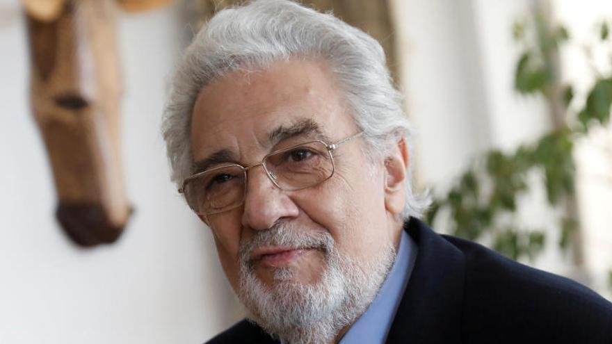 Cancelan dos recitales de Plácido Domingo en Madrid