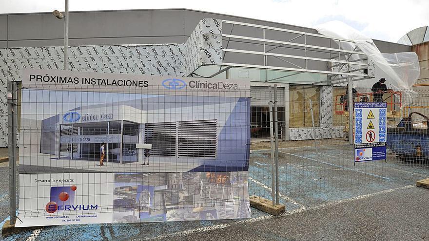Clínica Deza invierte más de dos millones en su nueva sede del centro comercial Carrefour