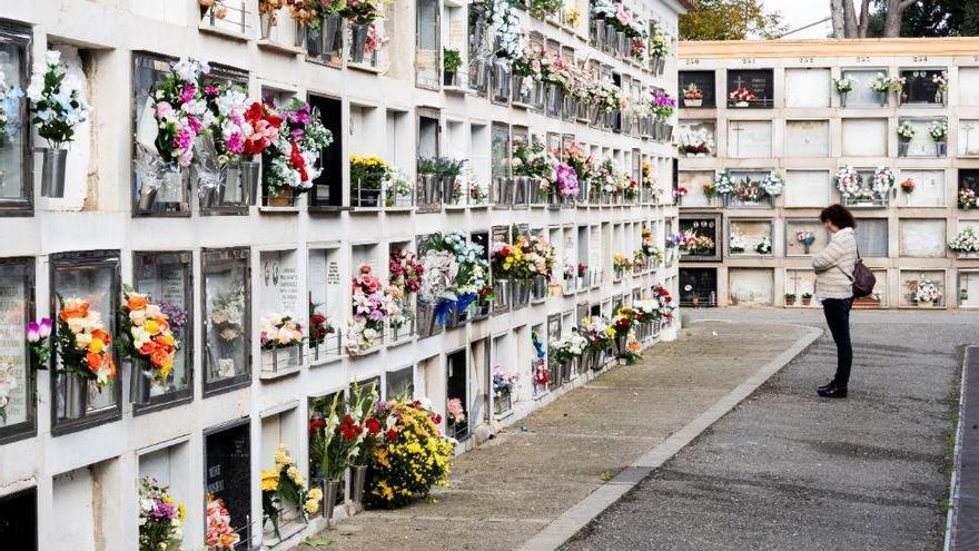 Figueres farà un dispositiu i horari especial al cementiri per Tots Sants