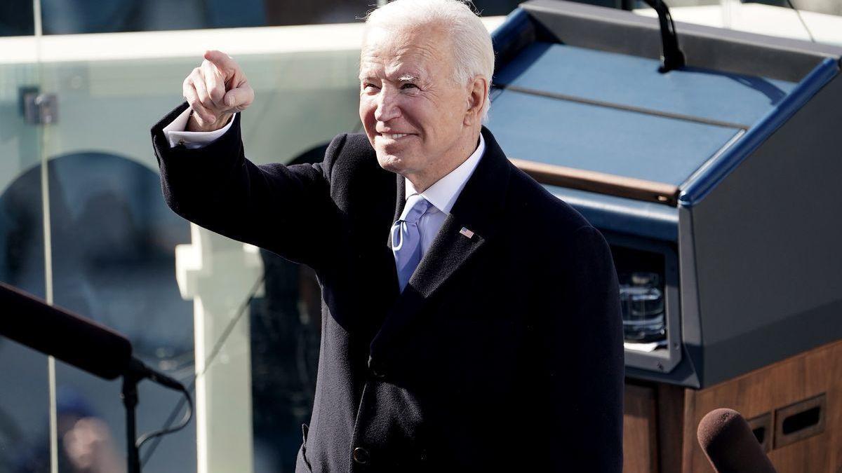 Líderes mundiales aplauden la llegada de Biden a la Casa Blanca