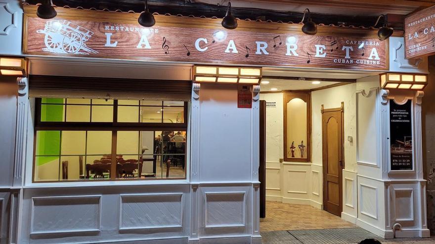 """Abre sus puertas el tercer restaurante cubano de Zaragoza, con """"ese toque de sazón y alegría"""""""