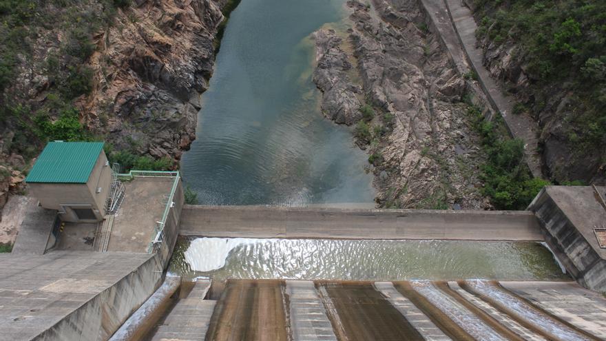 El pantà de Darnius-Boadella es troba en prealerta per sequera