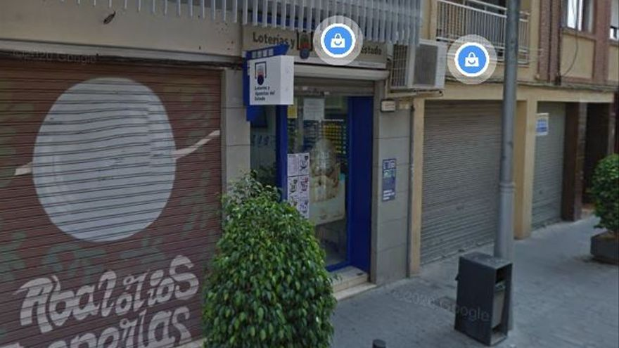Lotería Nacional: El segundo premio del Sorteo Extraordinario del Día de Europa cae en San Vicente del Raspeig