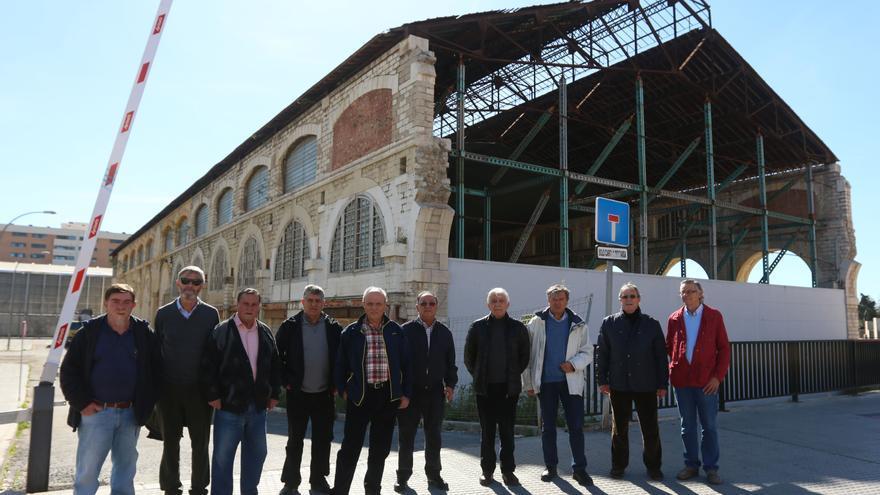 Los olvidados talleres de los Andaluces y la Renfe
