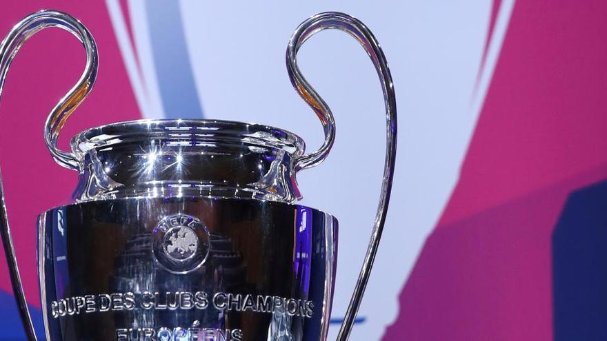 La UEFA confirma que la Champions se decidirá en una 'Final a 8' en Lisboa