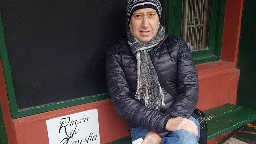"""Consternación en Arriondas por la repentina muerte de """"Agustín, el maestro"""""""