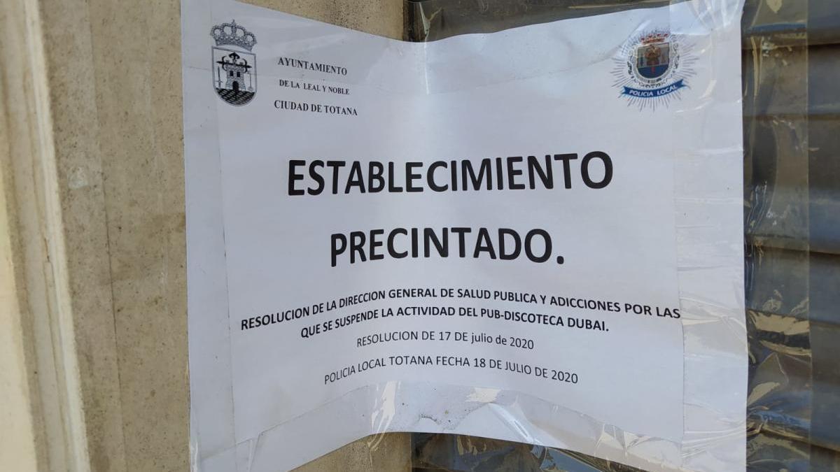 Un juzgado podría anular las restricciones que López Miras quiere aplicar