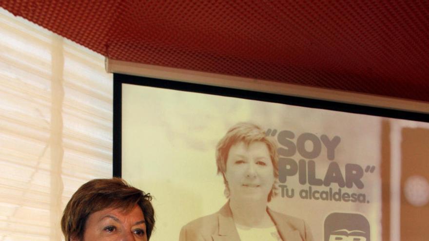 El Tribunal Supremo procesa a Pilar Barreiro por cinco delitos en la trama Púnica
