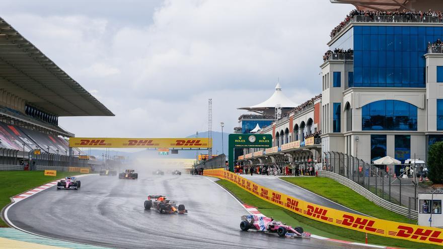 El GP de Turquía de Fórmula 1 vuelve al calendario, mientras que Singapur se cae