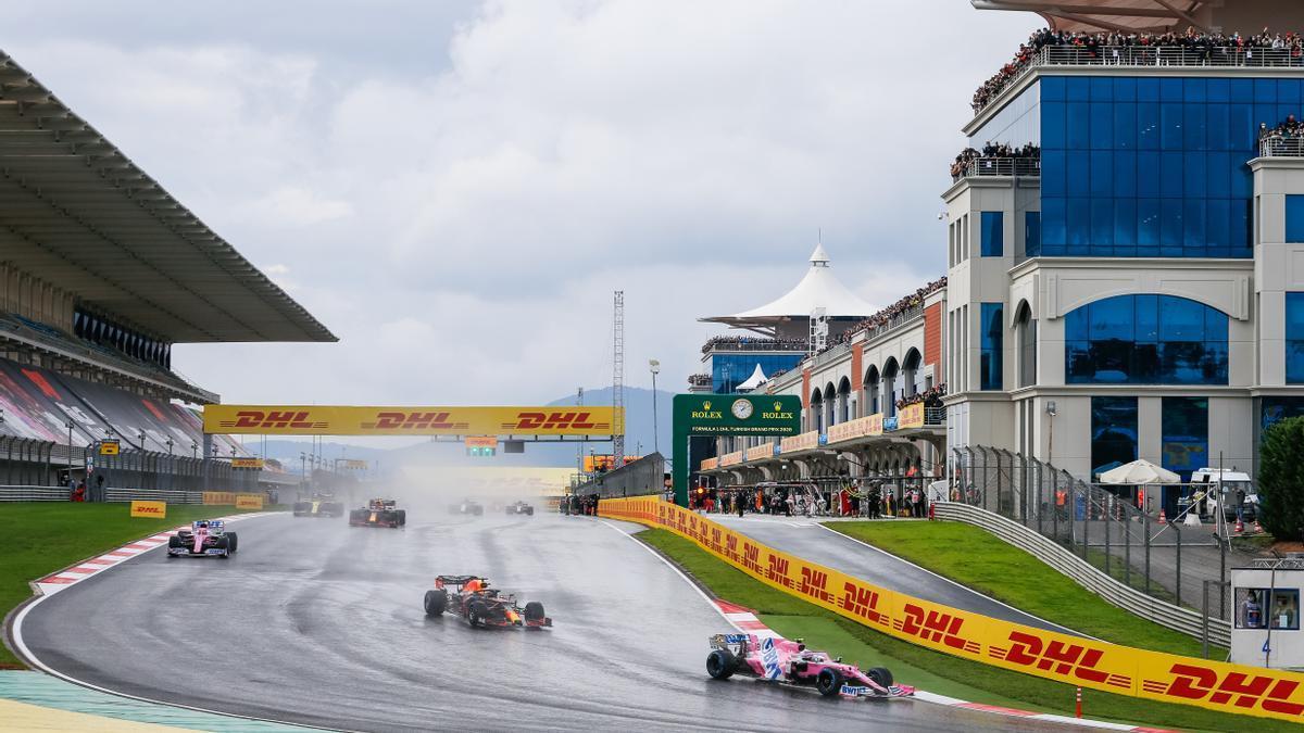 Gran Premio de Turquía 2020 de F1.