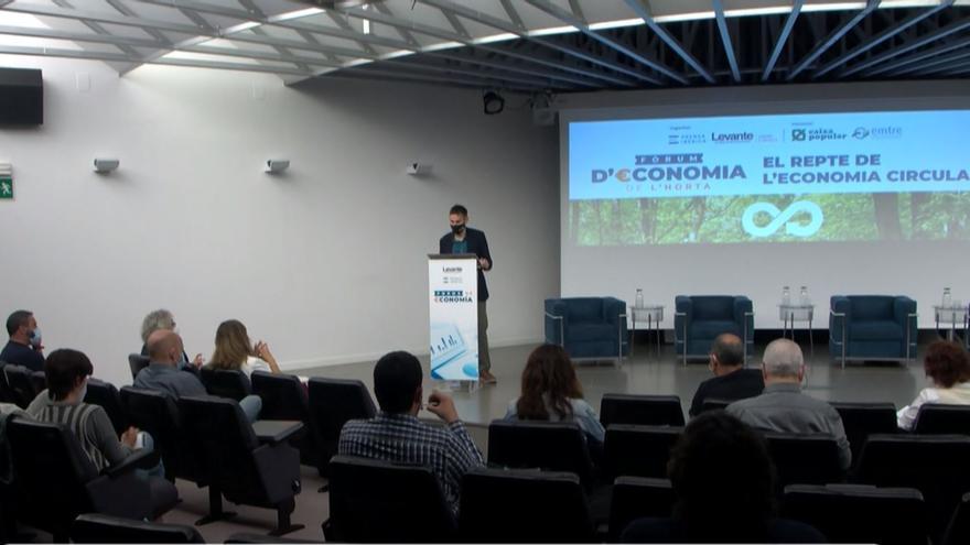 Fòrum d'Economia de l'Horta: El repte de l'Economía circular