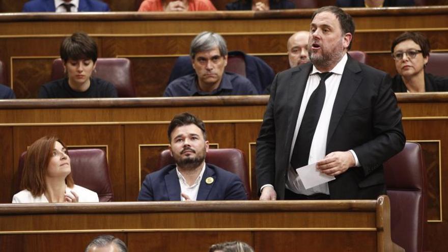 Junqueras, Romeva, Bassa, Turull, Rull i Forn compareixeran al Parlament el 28 de gener
