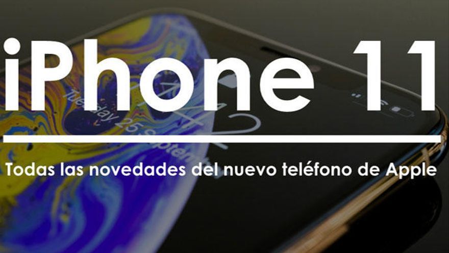 iPhone 11: todo lo que debes de saber del nuevo teléfono de Apple