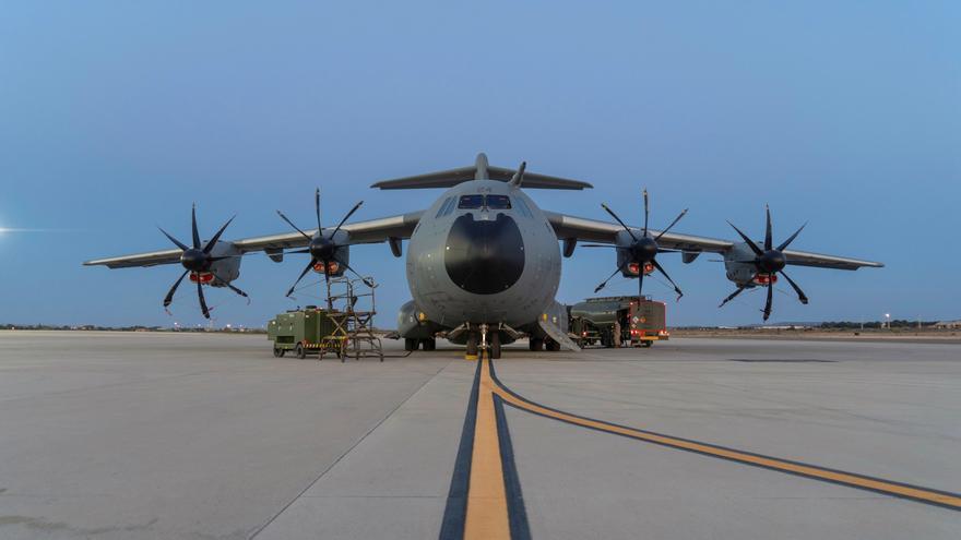 En ruta los dos aviones españoles enviados para la evacuación en Afganistán