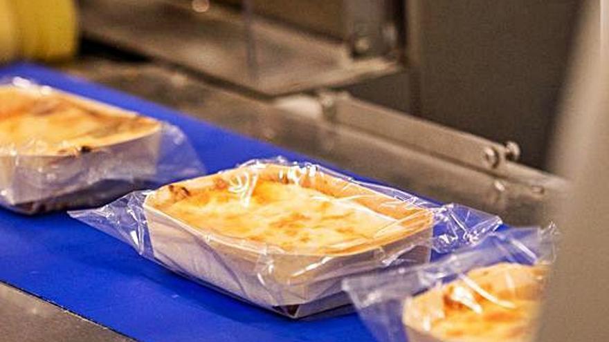 Gourmet invierte más de 6 millones en su nueva fábrica de platos preparados