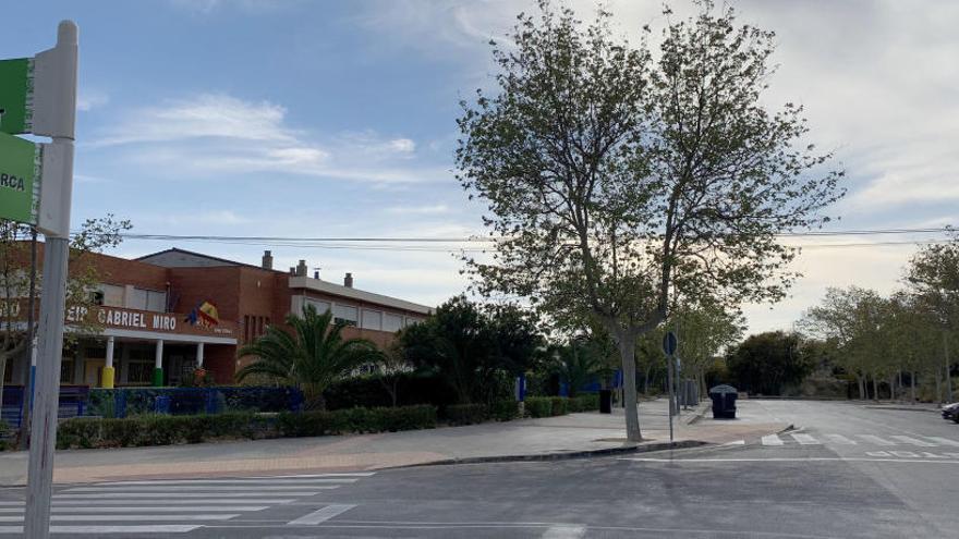 Benidorm creará un nuevo acceso al complejo escolar del Salt de l'Aigua