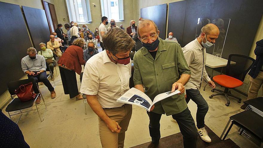 «El Ciervo» celebra setanta anys a casa del director