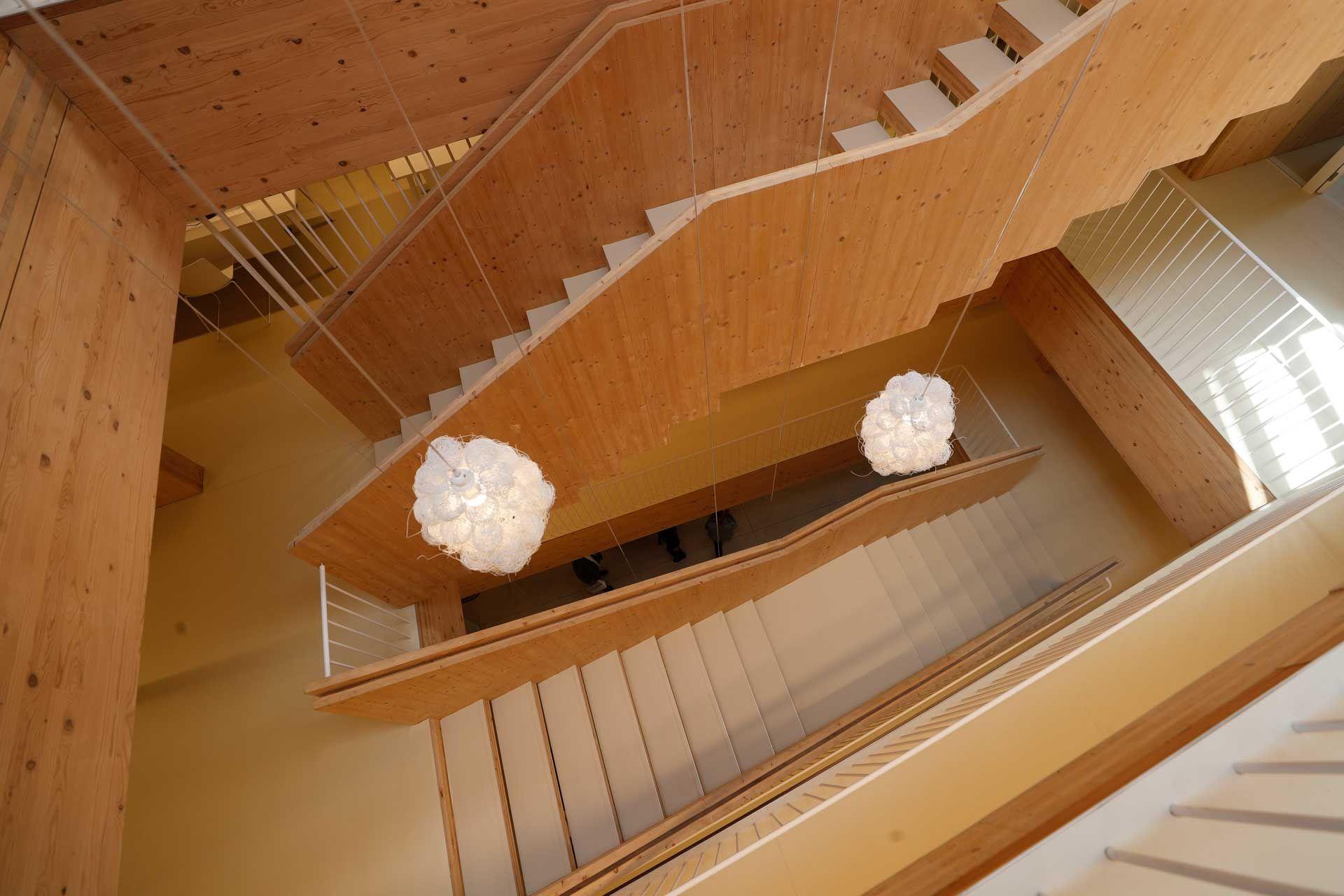 Nueva sede de la Universidad de Vigo en el Berbés