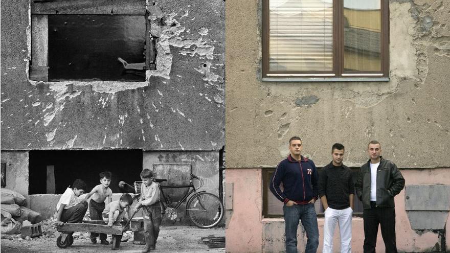 Gervasio Sánchez recuerda Sarajevo 25 años después en Alicante