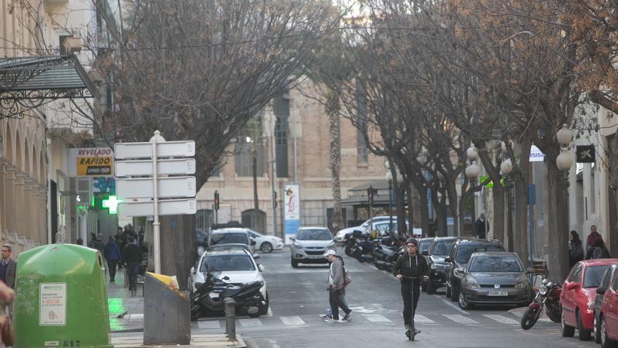 Casi una veintena de empresas optan a peatonalizar la avenida de la Constitución