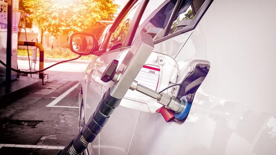 El gas natural reciclable con cero emisiones es una solución