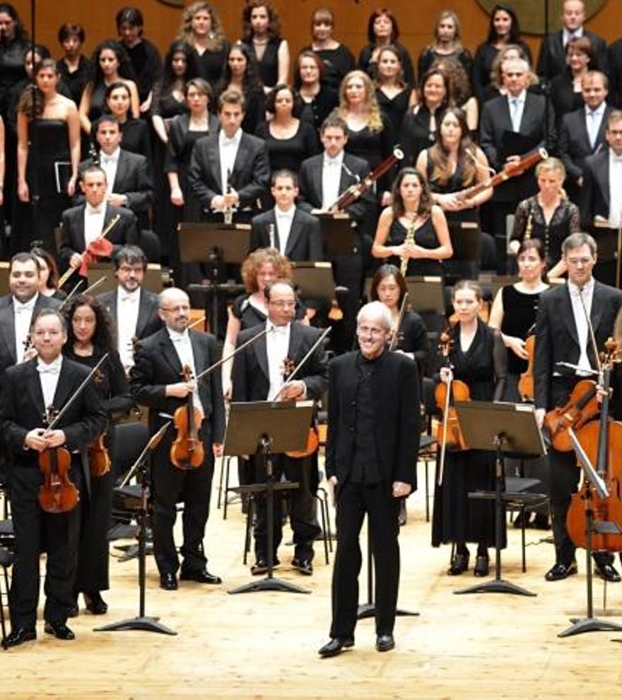 Real Filarmonía de Galicia: Rapsodia en azul