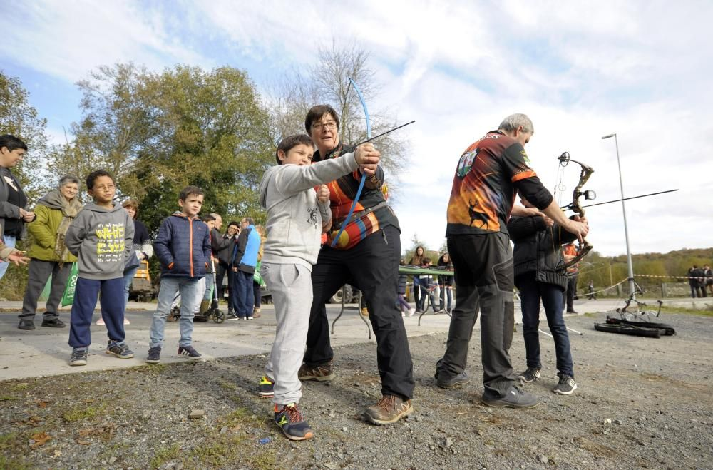Festa da caza de Rodeiro