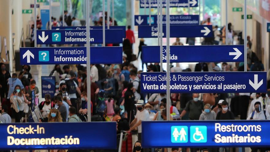 Los aeropuertos de Castilla y León, instalaciones seguras frente al COVID