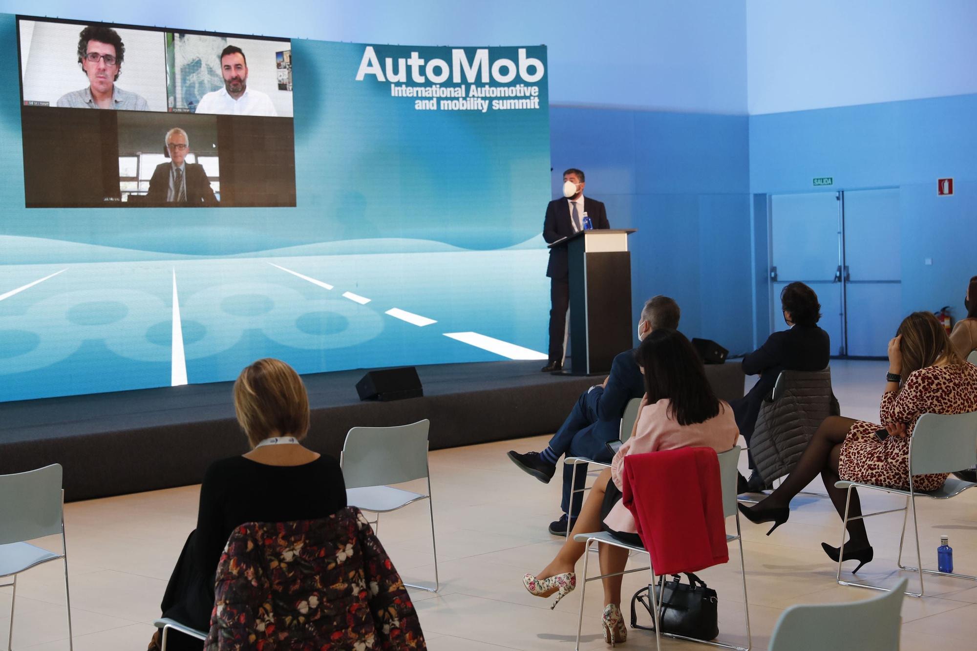 El CTAG lanza su vehículo autónomo para trayectos en Vigo con el despliegue del 5G