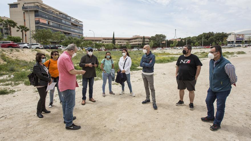 Retrasos de dos años y medio en la redacción de las obras frenan en seco el Plan Edificant en Alicante