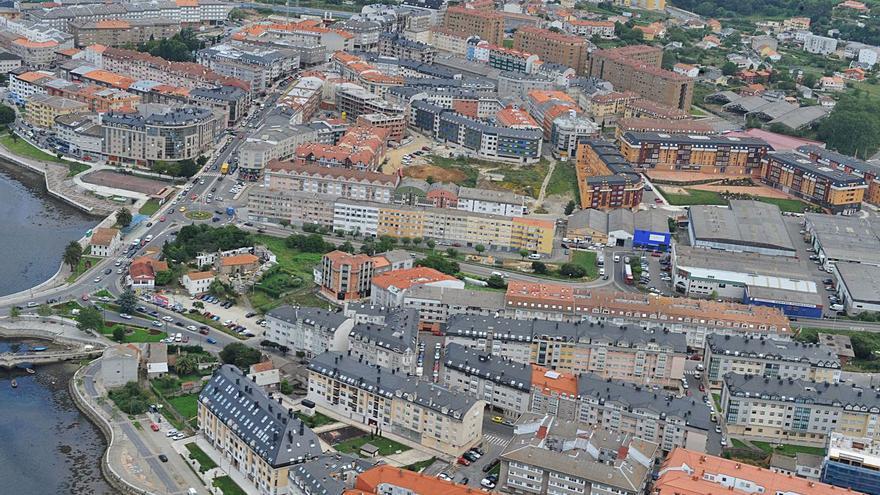 Cambre exige garantizar la insonorización acústica para 652 viviendas de O Graxal