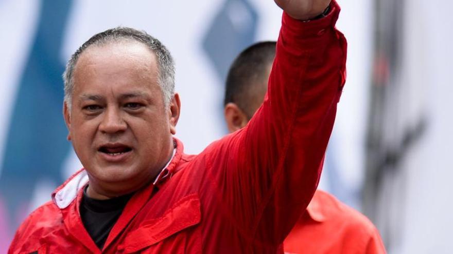 Diosdado Cabello, nuevo presidente de la Asamblea Constituyente de Venezuela